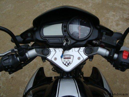 TVS Apache RTR 160cc
