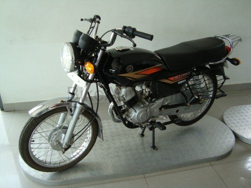 Yamaha Crux Review