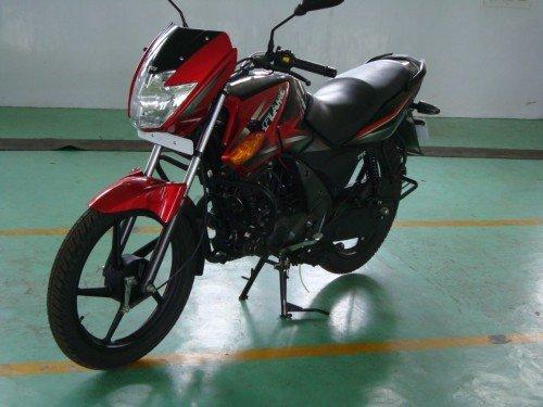 tvs special bikes