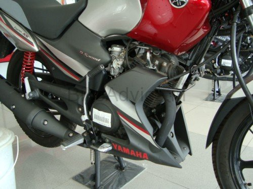 Yamaha Fzs Engine Guard Price