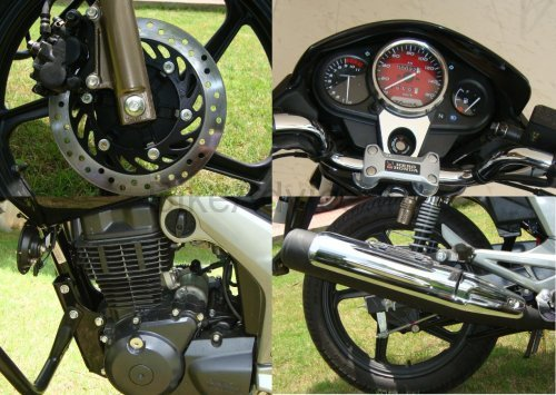 Hero Honda Hunk Reviews And Pictures
