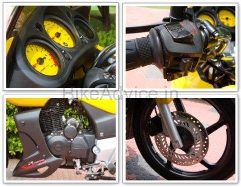 hero honda bikes images. Hero Honda Karizma