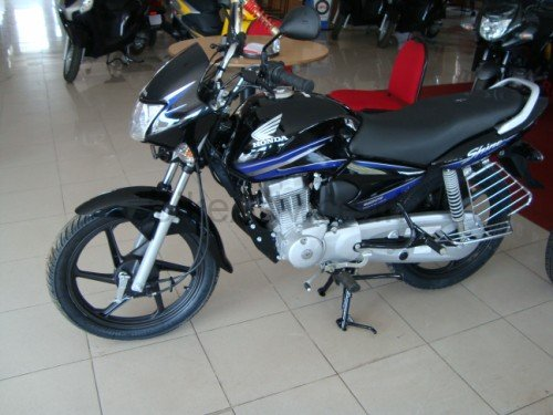 Honda shine 125cc specifications: