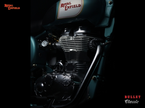 Royal Enfield Bullet Classic 500cc EFi