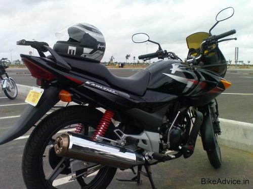 Hero Honda Karizma R 223cc