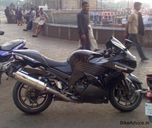 Kawasaki ZX Ninja