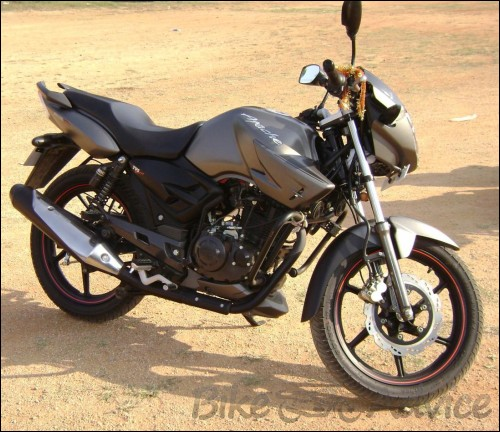 Anand S Apache Rtr 160 And His Experience With Buying The Bike