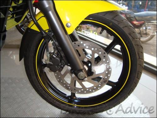 Yamaha fz s 5