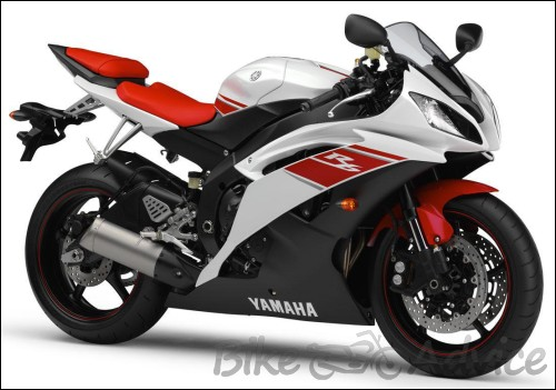 Bikes Models that Yamaha R models are