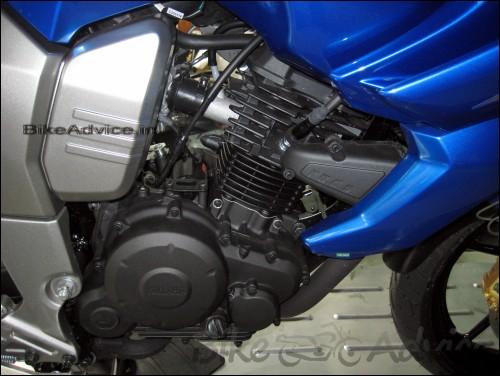 Yamaha-Fazer-Engine