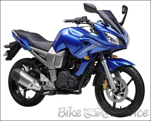 Yamaha Fazer India
