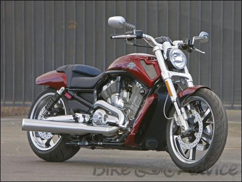 Harley Davidson - Bikes In India