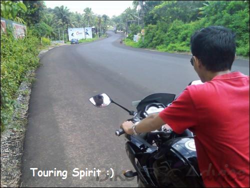 Touring Spirit