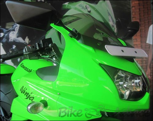 Kawasaki Ninja 250 India