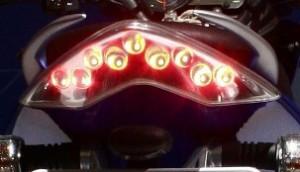 Pulsar 135cc Tail Light