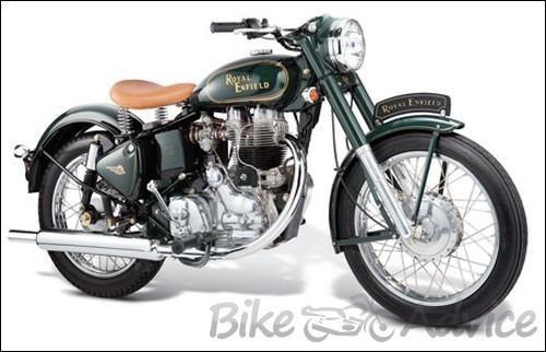 Royal Enfield Bullet Classic 350cc 500cc Efi Bikeadvicein