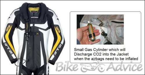 SPIDI Motorcycle Airbags (4)