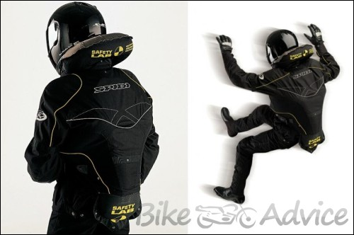 SPIDI Motorcycle Airbags