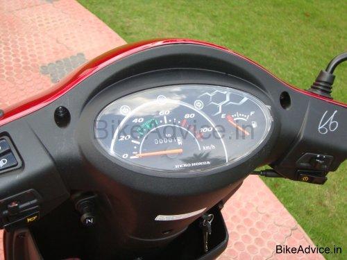 Hero Honda Pleasure Ownership Review
