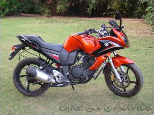 Yamaha Fazer 150 (3)