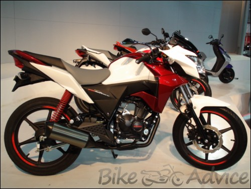 Honda Bike New Model