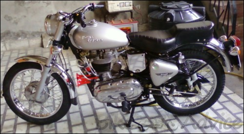 Royal Enfield Bullet Electra 350cc Ownership Review by ...