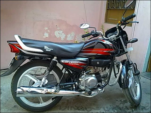 Hero Honda Spare Parts >> Hero Honda CD Deluxe Review (1)