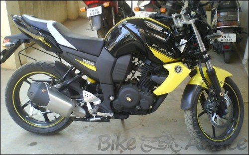 Yamaha FZ-S Ownership Review by Ganesh