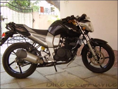 Yamaha Fz16 Ownership Experience By Siddharth
