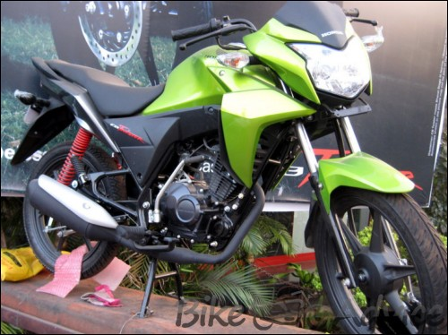 Honda CB Twister A Comprehensive Road Test Report