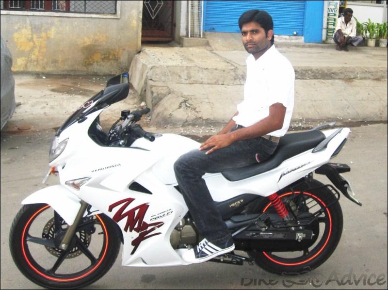 Hero Honda Karizma Zmr Review By Shyam Prasad Nandigam