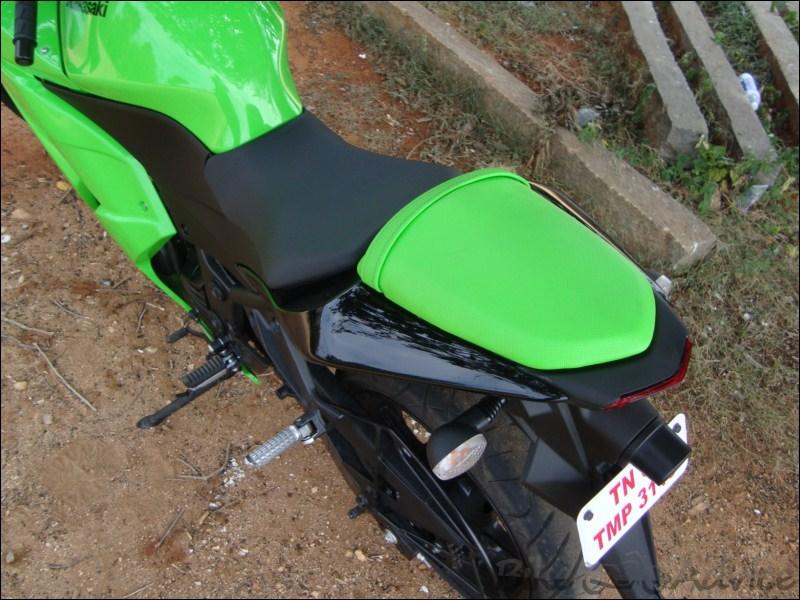 Kawasaki Ninja 250R India Test Ride, Review & Photos