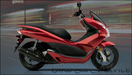 honda pcx 125cc review. Black Bedroom Furniture Sets. Home Design Ideas