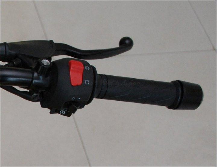 Suzuki Slingshot 125cc