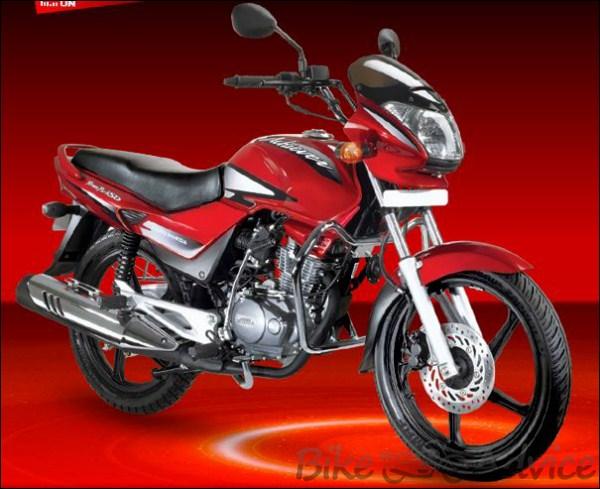 Hero Honda Launches New 150cc Achiever