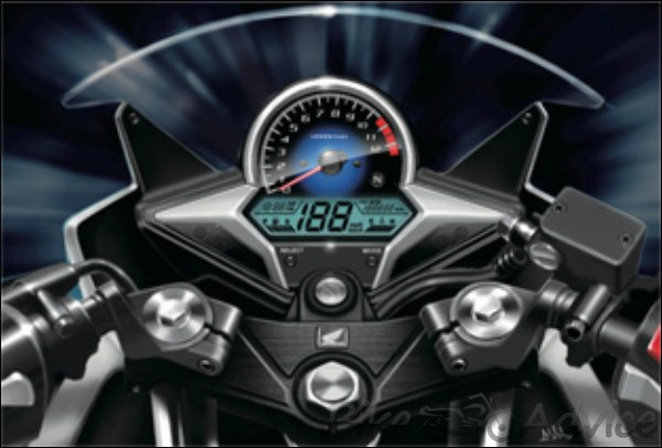 honda cbr 250 cc on road price