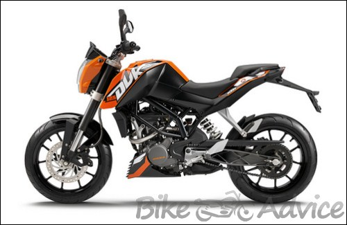 Ktm Wikipedia >> Ktm 125 Duke 2011 First Look Bikeadvice In