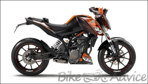 ktm 125 duke (2011) first look | bikeadvice.in