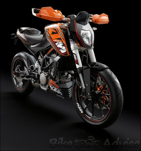 ktm 125 duke (2011) first look | bikeadvice.in
