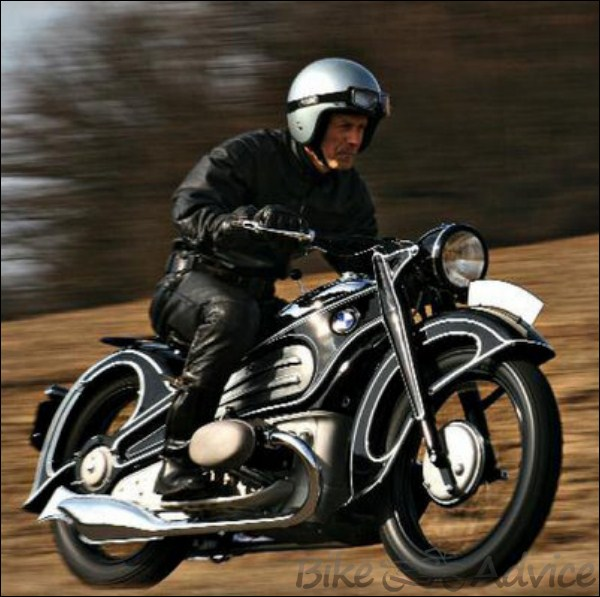 bmw r7 motorcyclealfred boning - review