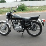 Bullet Electra TwinSpark 350cc Review (14)