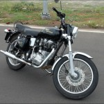 Bullet Electra TwinSpark 350cc Review (2)