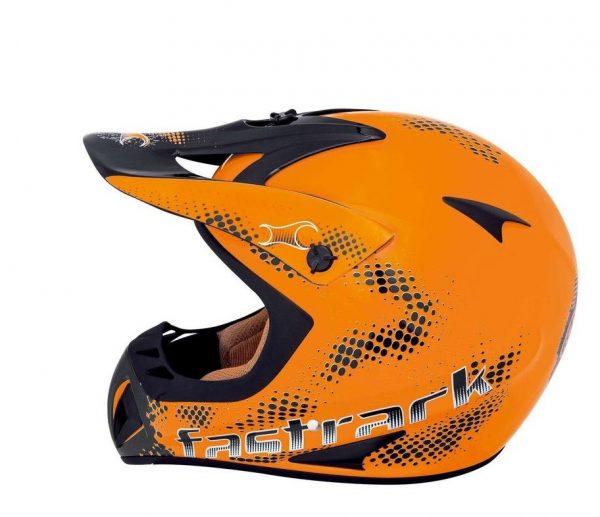 Fastrack-Orange-Off-Road-Helmet