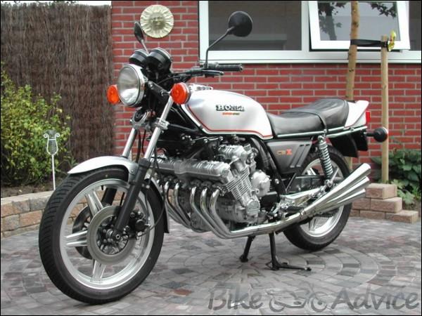 Honda Cbx1000 The Six Cylinder Legend Bikeadvice In