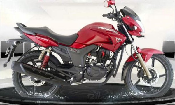Hero Honda Launches The All New Hunk