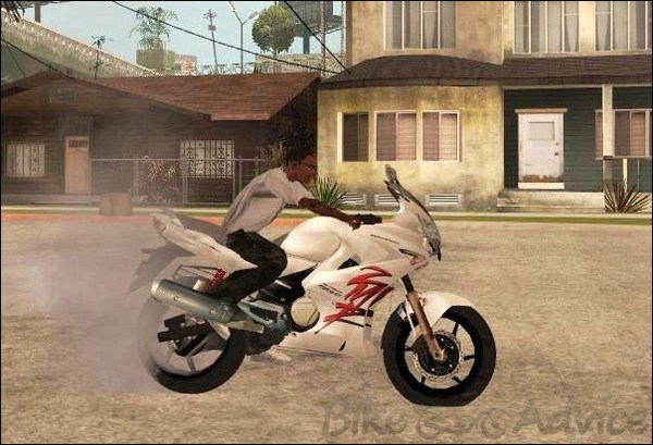 Karizma ZMR in Grand Theft Auto Game! | BikeAdvice in
