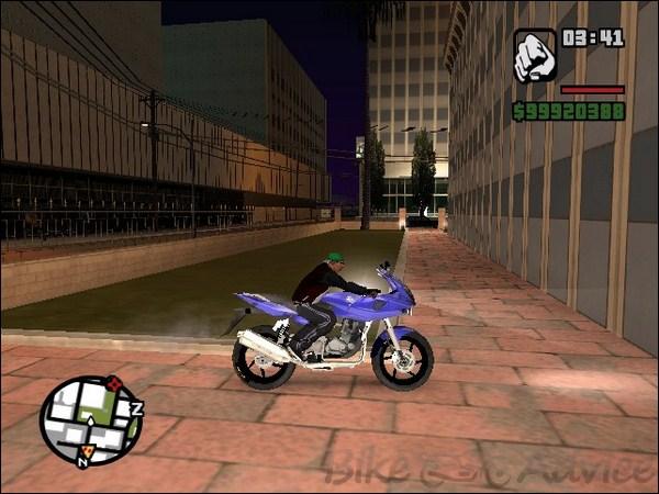 Karizma Zmr In Grand Theft Auto Game Bikeadvice In