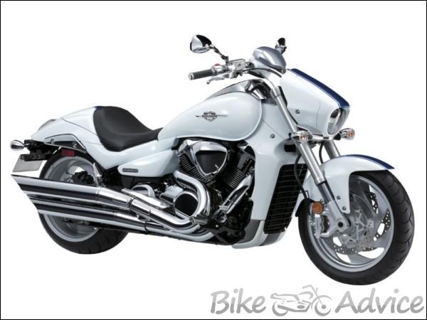 2010 Suzuki Boulevard M109r Limited Edition Preview