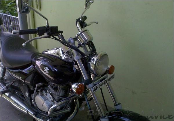 Bajaj Avenger 180