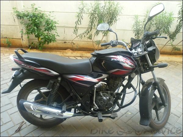 Bajaj Discover Dts Si 100cc